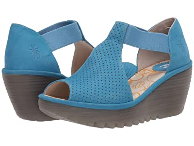 FLY LONDON YEMO146FLY (Azure Cupido) Women