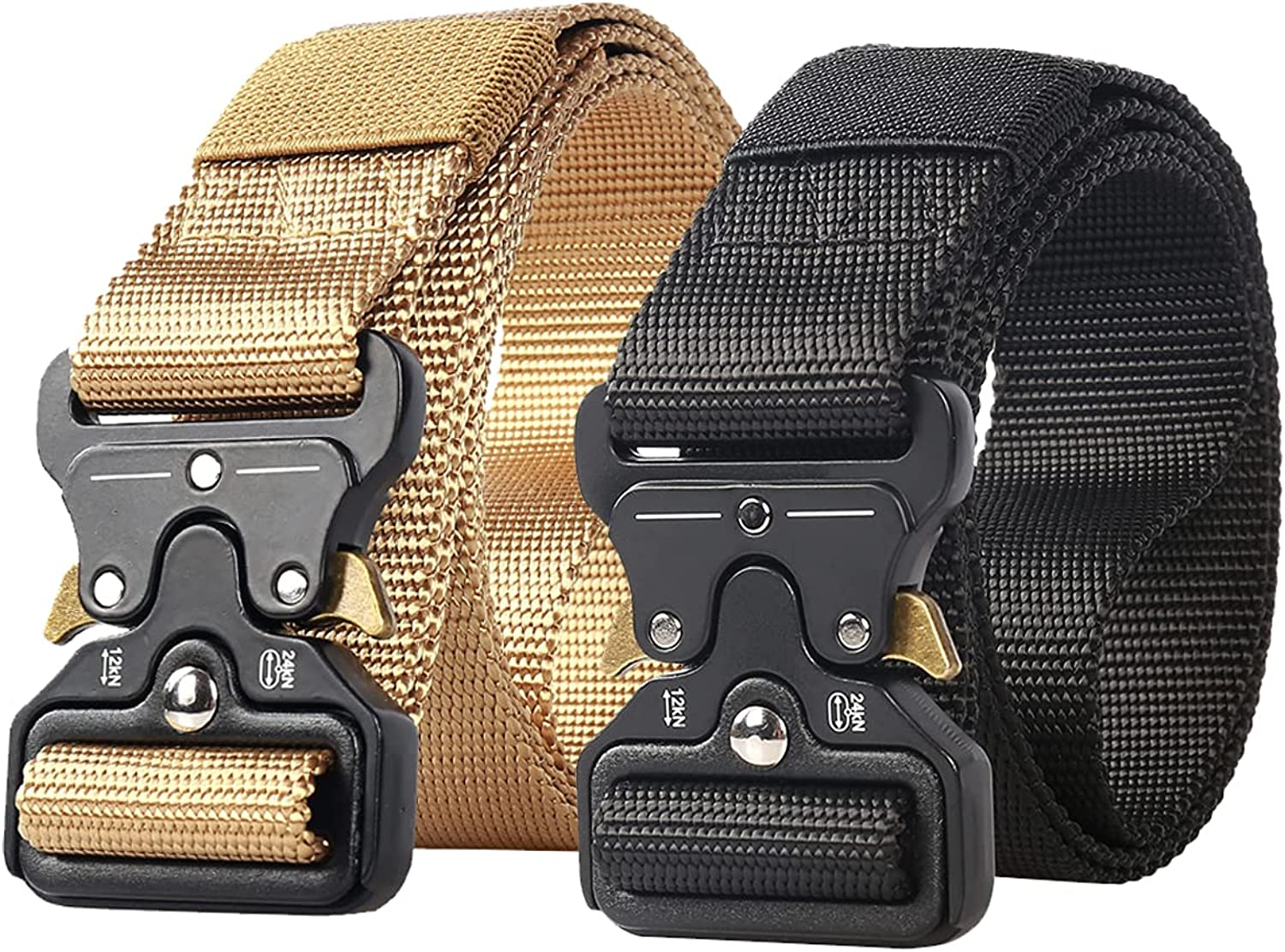 Tactical Belt for shopping Men and Max 53% OFF Gun Mi Military Style Women