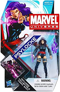 Best marvel universe psylocke figure Reviews