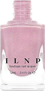ILNP Sweet Pea - Seashell Pink Holographic Sheer Jelly Nail Polish