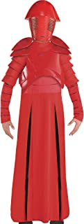 Star Wars 8: The Last Jedi Elite Praetorian Guard Costume for Boys, Includes a Robe and More