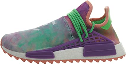 adidas Pharrell Williams HU Holi NMD MC Mens Trainers Sneakers (UK 9 US 9.5 EU 43 1/3, Chalk Coral AC7034)