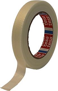 "tesa 53317 Economy Grade Filament Strapping Tape: 3/4"". x 60 yds. (doorschijnend)"