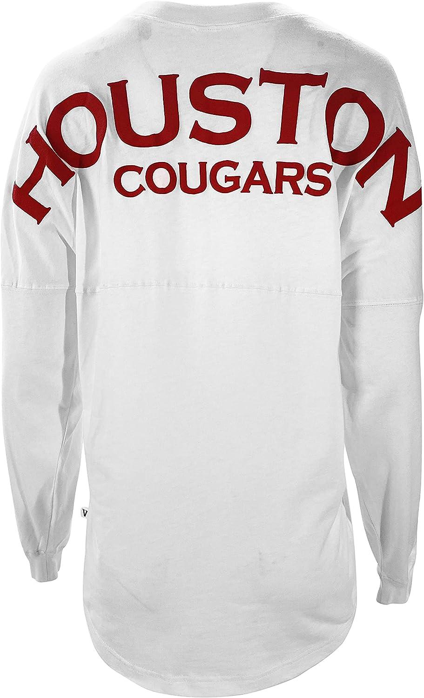 Venley All Official NCAA Women's Jersey T-Shirts Classic Arlington Mall Wear Spirit