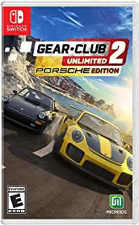 Gear Club: Unlimited 2 Porsche Edition (輸入版:北米) – Switch