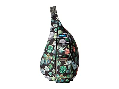 KAVU Rope Sling (Greenhouse) Backpack Bags