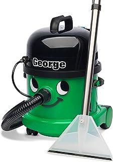Henry W3791 George Wet and Dry Vacuum, 15 Litre, 1060 Watt, Green, Green / Black