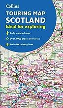 Scotland Touring Map: Ideal for exploring [Idioma Inglés]