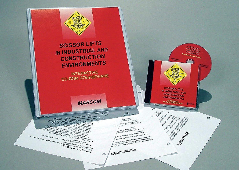 Classic Marcom Group C0001720SD Scissor Cheap mail order shopping DVD Interactive Training Lifts