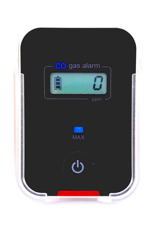 Aircraft Monoxide Detector FORENSICS low level