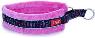 トップカニス 首輪 Topcanis×Ratia ボアスリップカラー ピンク 犬用 サイズ2.5