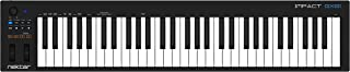Best nektar impact gx61 midi controller keyboard Reviews
