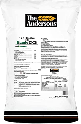 The Andersons Professional PGF Complete 16-4-8 Fertilizer with Humic DG 10,000 sq.ft.