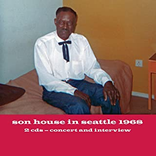 Son House in Seattle 1968