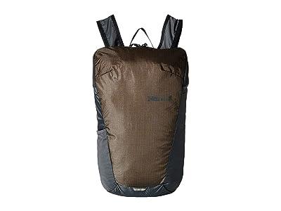 Marmot Kompressor Comet (Cinder/Slate Grey) Backpack Bags