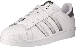 adidas Men's Superstar Foundation Shoes, Black