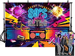 Best 80s photography backdrop Reviews