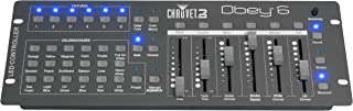 CHAUVET DJ Obey 6 Compact Universal LED Controller   LED Light Controllers