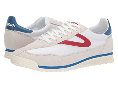 Tretorn Rawlins 3 (Off-White/White/Red/Blue) Men