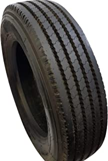 ROAD CREW (2-TIRES) 285/70R19.5 18 PLY NEW 146/144M STEER ALL POSITION TIRES 28570195