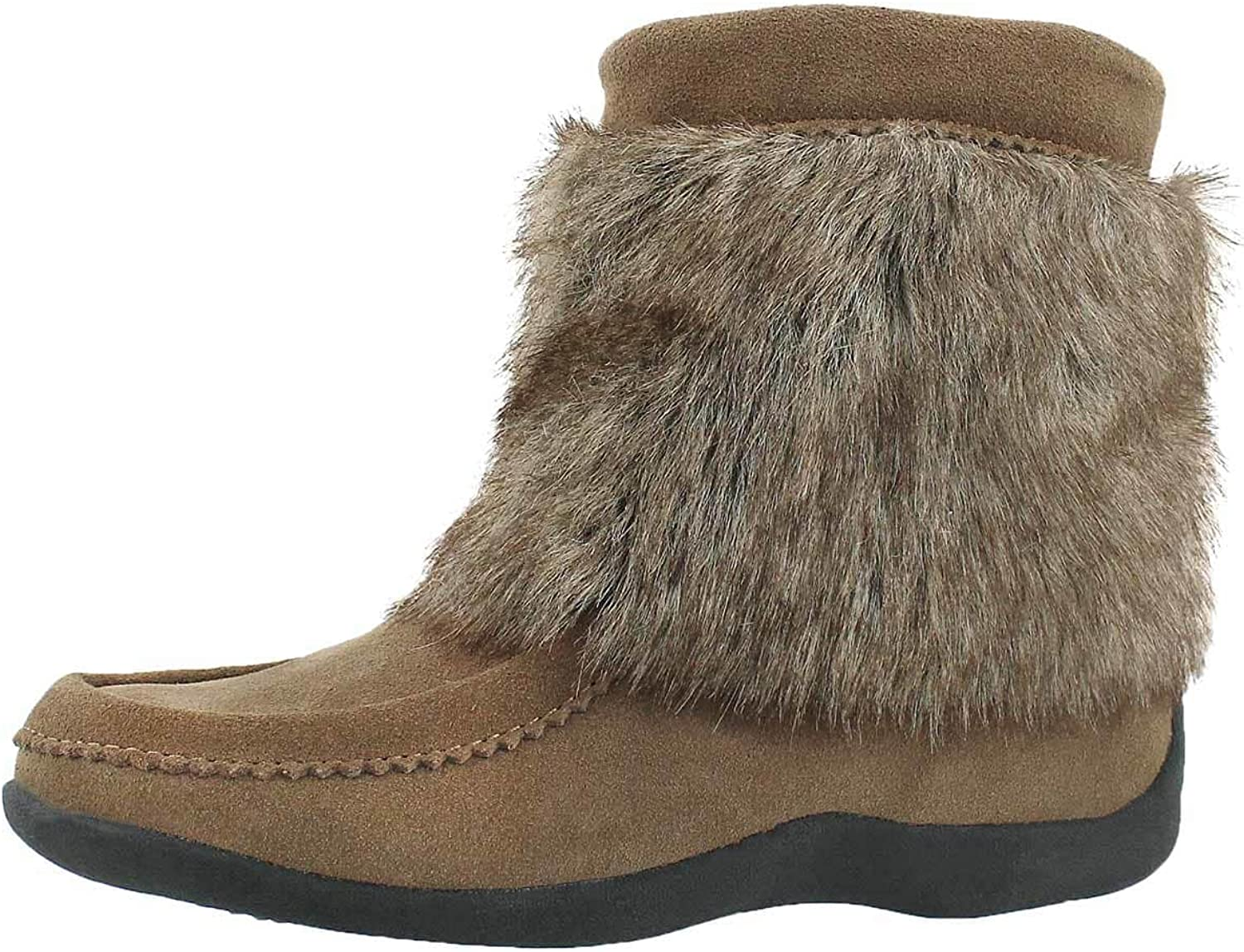 SoftMoc Women's Candy Lo Faux Fur Mukluk