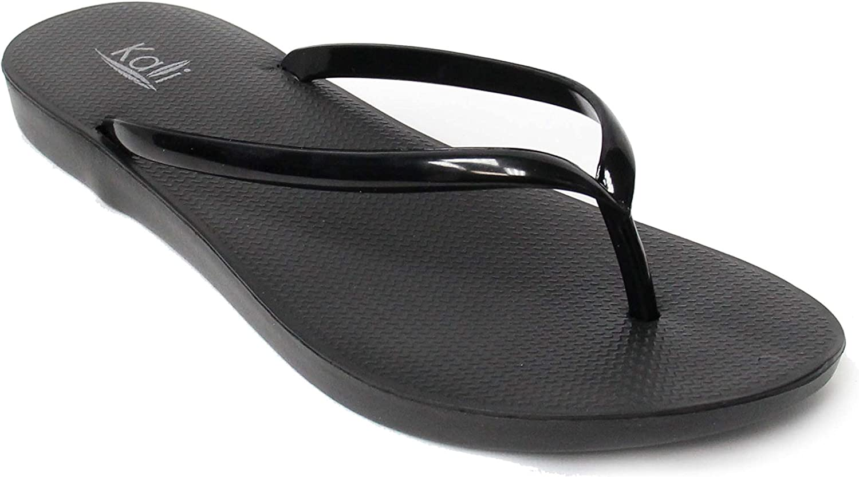 Kali Footwear Women's Cushion Comfort Lightweight Flip Flop Sandals