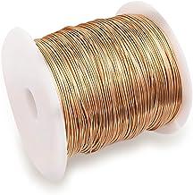 Miystn gouddraad voor het maken van sieraden, koperdraad voor het maken van sieraden, ringdraad voor het maken van sierade...