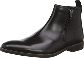 Clarks Stanford Zip, Bottes Chelsea Homme
