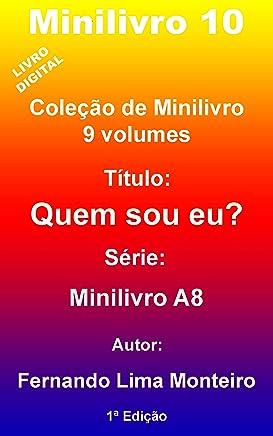 Coleção de Minilivro: Quem sou eu? 9 Volumes  (Minilivro A8 10)