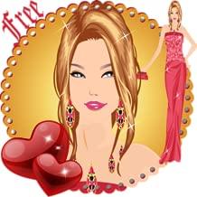 valentine girl games dress up