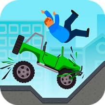 Happy Destruction Wheels Lab: Crash The Car