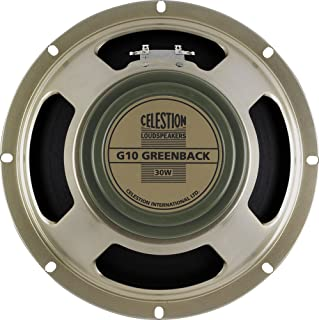 Celestion G10 Greenback Guitar Speaker, 8 Ohm