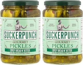 Best suckerpunch gourmet pickles Reviews