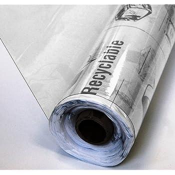 12 Gauge Clear Vinyl Multipurpose Fabric 54 Inches Wide 1 50 Yard Rolls 5 Yards