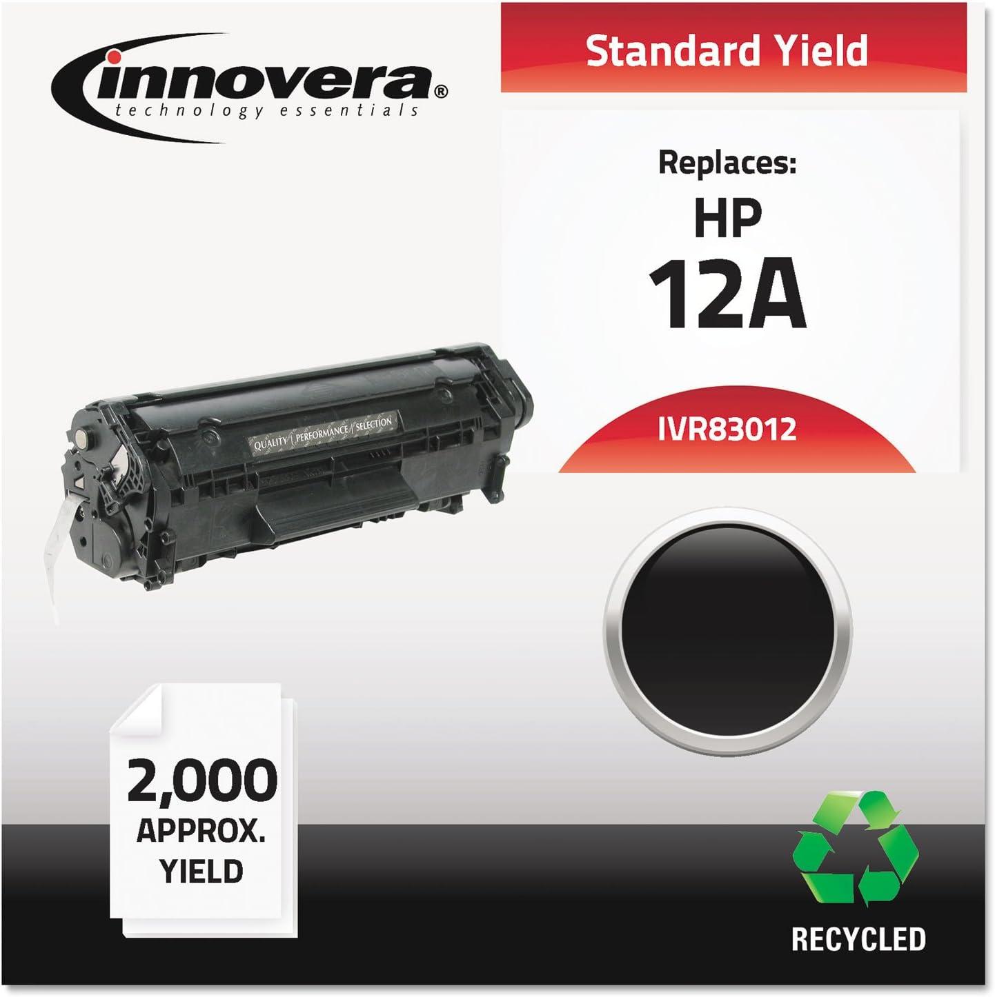 Memphis Mall IVR83012 - Remanufactured Q2612A 12A Toner Laser Outlet sale feature