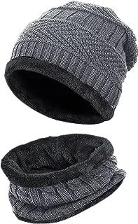 teenage hat and scarf set