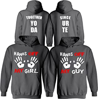 Best matching hoodies with your boyfriend Reviews