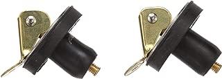 attwood 7534A3 Brass Livewell/Bailer Drain Plug