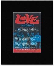 Brand Q Love - Revisited - Tour 2016 Mini Poster - 25.4x20.3cm