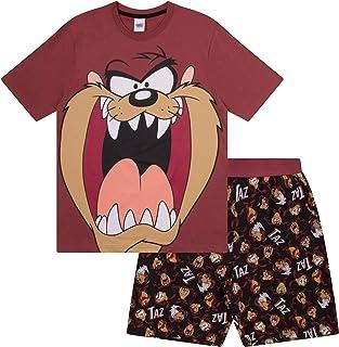 Looney Tunes - Pijama Corto de Space Jam para niños - Producto Oficial