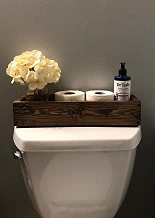 Cotton & Grain Bathroom Box Bin Toilet Paper Holder Storage