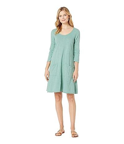 Fresh Produce Dalia Dress (Lagoon Green) Women