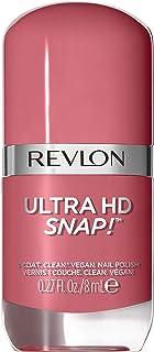 لاک ناخن Revlon Ultra Hd Snap ، لباس تولد 032 ، 0.27 اونس مایع