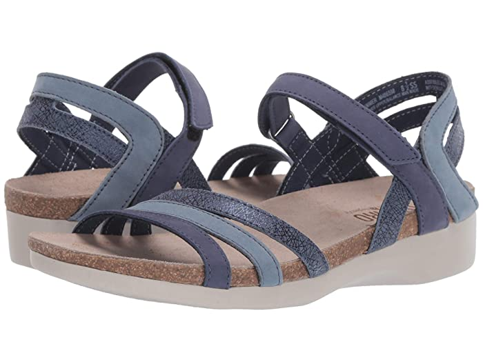 Munro Summer (Blue Combo) Women's Sandals