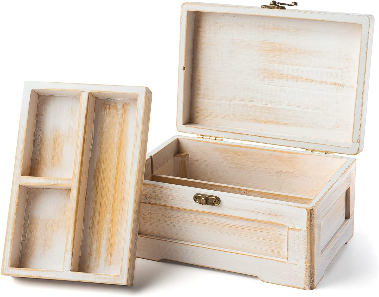 Wooden Stash Box Minneapolis Mall with Rolling to Combo y Organise Max 69% OFF Tray