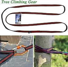باندون 48 '' نورد نرم افزاری صعود ، ایجاد سیستم های لنگر ، دنده کوهنوردی درخت ، ابزار تقلب برای کار درختی ، صخره نوردی ، نجات ، رپلینگ ، تقلب ، پیاده روی ، دنده اضطراری