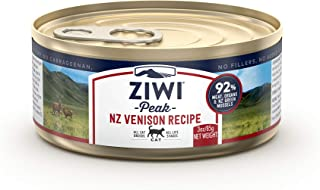 Ziwi Peak Canned Venison Recipe Cat Food (Case of 24, 3 oz. Each)