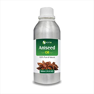 Aniseed Oil 100% Natural Pure Essential Oil 500ml
