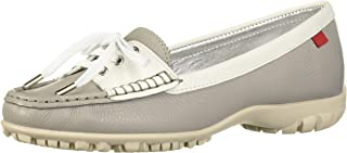 MARC JOSEPH NEW YORK Womens Leather Made in Brazil Liberty Golf Shoe