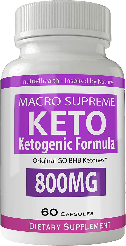 Wholesale Macro Supreme Keto Ketogenic Formula Pills Loss Advanced Weight Sale SALE% OFF